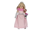 Pink Princess Doll Dress by BFF Doll Company