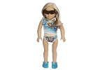 Blue Hawaii Swimming Suit by BFF Doll Company