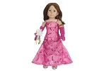 Pink Royal Formal by BFF Doll Company