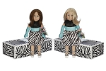 BFF Carly and BFF Hanna Signature Series by BFF Doll Company