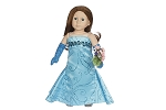 Blue Royal Formal by BFF Doll Company