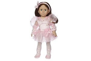 Pink Ballet with Shoes by BFF Doll Company