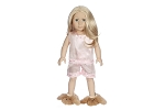 Satin PJs with Slippers by BFF Doll Company